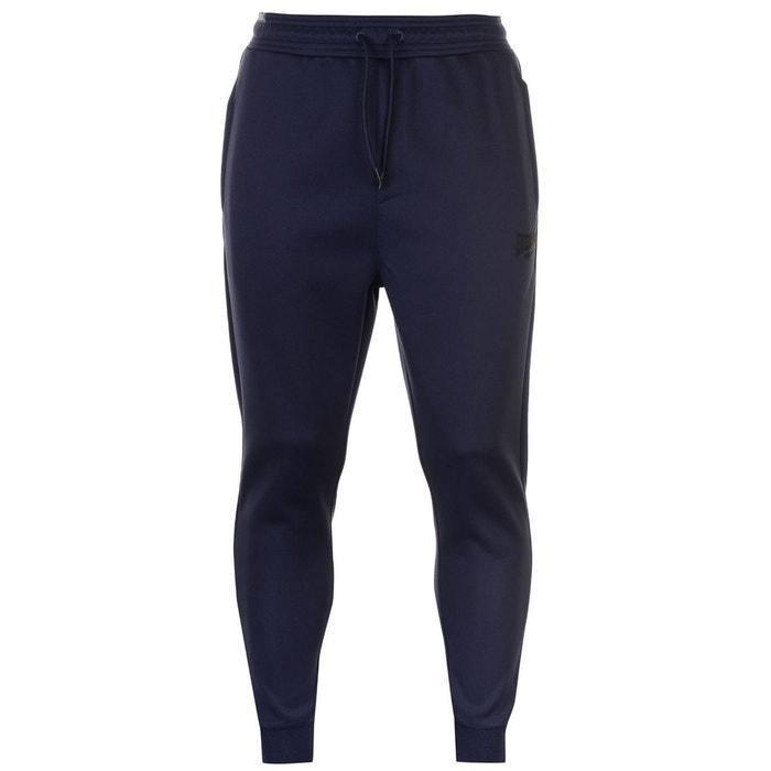 purchase cheap purchase cheap high quality Pantalon de survêtement serré aux chevilles bleu marine ...
