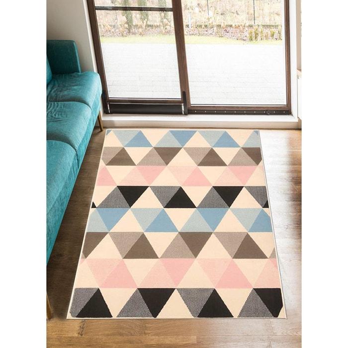 Un amour de tapis - tapis scandinave scandinave bc triangle ...