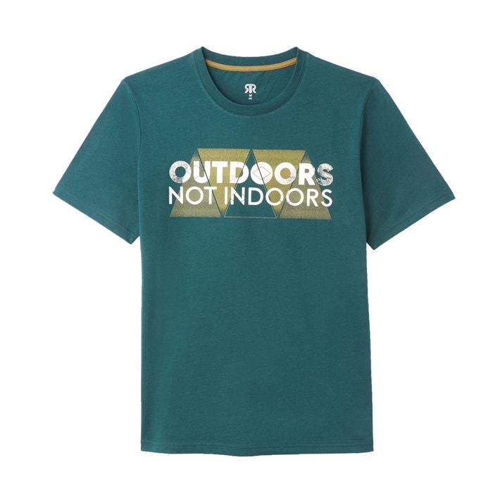 best website e1e79 6df1c Bedrucktes T-shirt, runder Ausschnitt