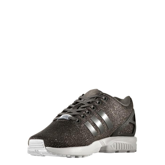 online retailer 15e89 71777 Zx flux w trainers , khaki print, Adidas Originals | La Redoute