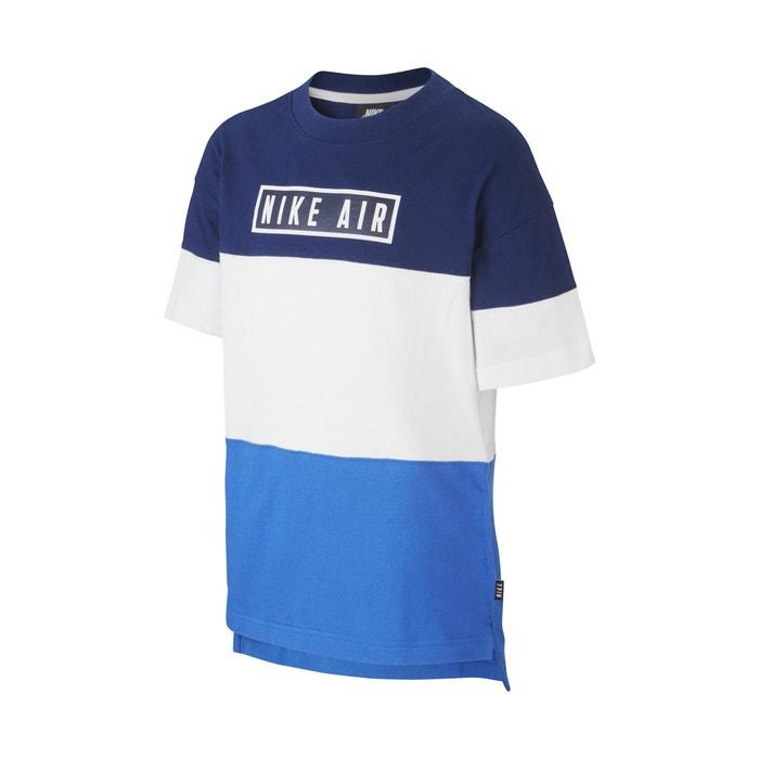 T shirt nike air, 6 16 jahre blauweiss Nike | La Redoute