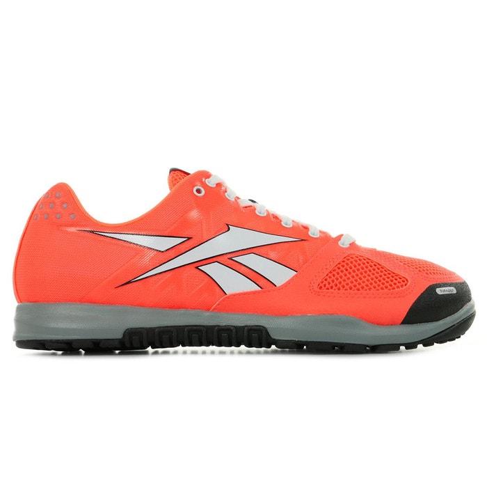 Chaussures fitness r crossfit nano 2.0 rouge (saumon) Reebok