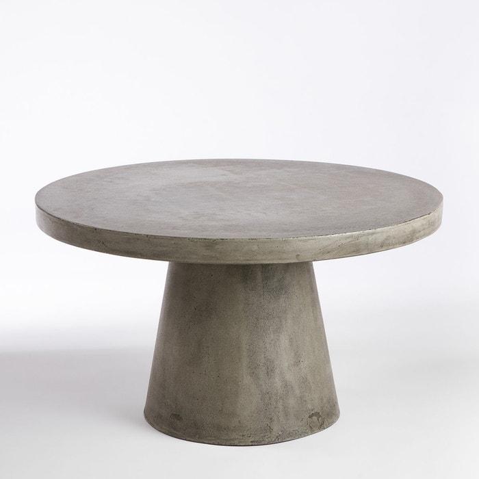 Table basse de jardin, Argine