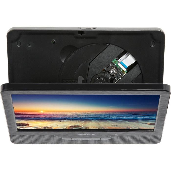 Lecteur Dvd Portable Double écran Mobili Mm9 Support Voiture