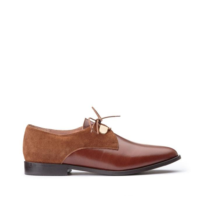 Divyo Leather Brogues
