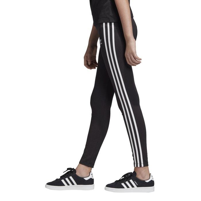 Legging de sport 7 15 ans Adidas Originals noir | La Redoute