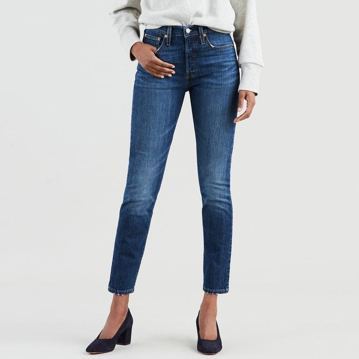 RRP £85 Levi's Women's Skinny Jeans 712 Slim Jeans