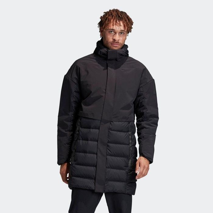 Doudoune myshelter climaheat parka noir Adidas Performance