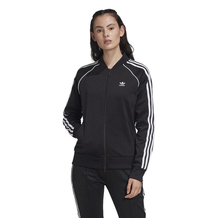 Veste de survêtement original noir Adidas Originals | La Redoute