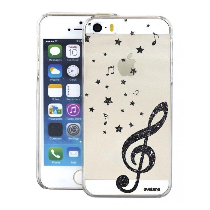coque iphone 5 note music