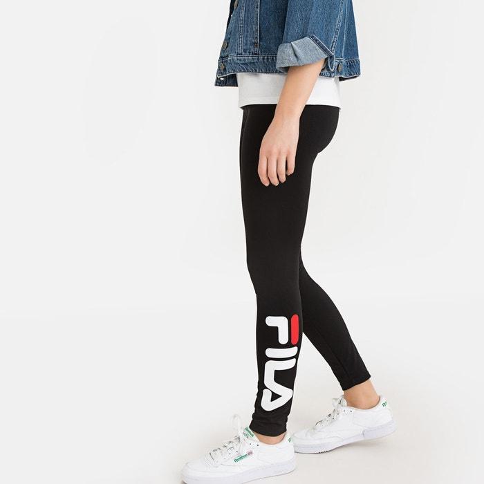 Legging sport taille haute flex 2.0 noir Fila | La Redoute