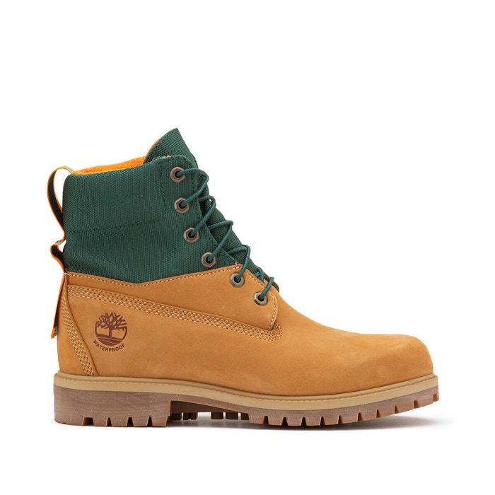 Boots en cuir 6 wp treadlight miel Timberland | La Redoute