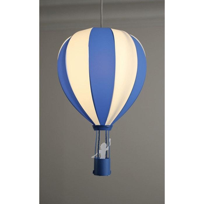 Lampe suspension chambre d\'enfant montgolfière R Et M ...
