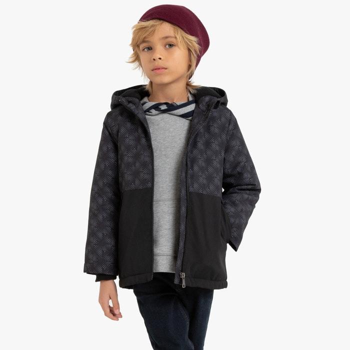 3-12 Years La Redoute Collections Big Boys Fleece-Lined Padded Jacket