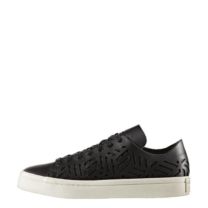 Chaussure court vantage cutout noir Adidas Originals | La