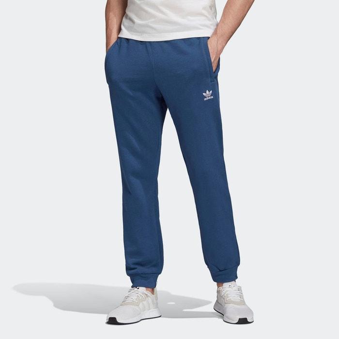 Pantalon trefoil essentials bleu Adidas Originals | La Redoute