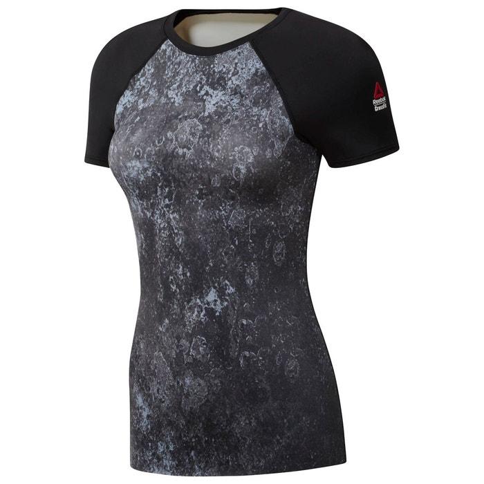 T shirt reebok crossfit paddle noir Reebok Sport | La Redoute