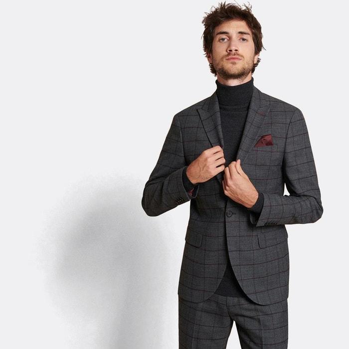 Veste de costume homme anthracite Devred | La Redoute