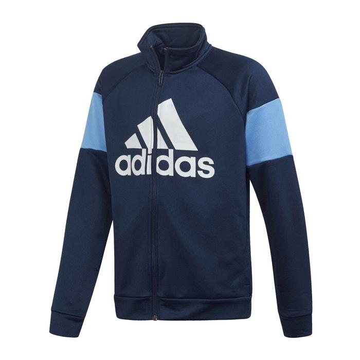 Trainingsanzug 7 16 jahre blauweiss Adidas Performance | La