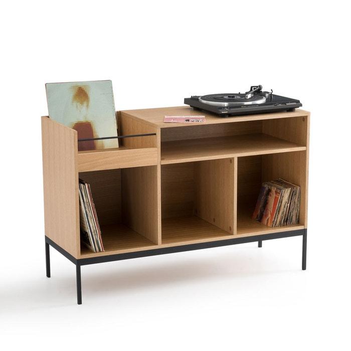 Meuble Vinyles En Chêne Compo Chêne La Redoute Interieurs