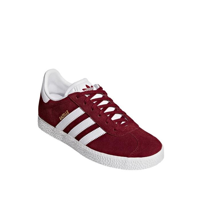 Sneakers gazelle bordeaux Adidas Originals | La Redoute