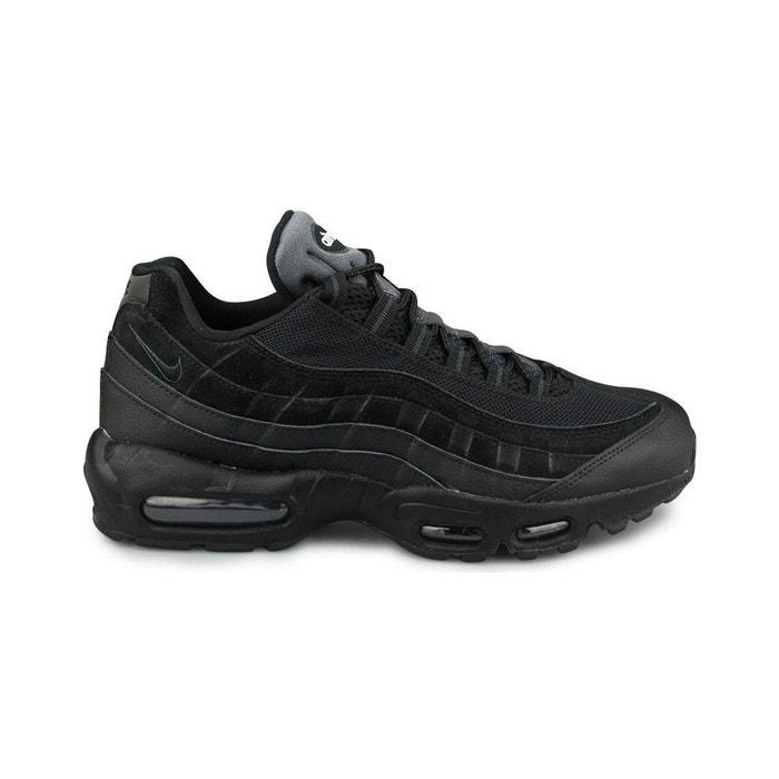 Basket mode air max 95 essential noir Nike | La Redoute