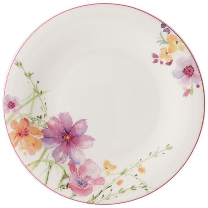 VILLEROY /& BOCH /'Mariefleur Basic/' Petit Déjeuner Soucoupe 19 cm