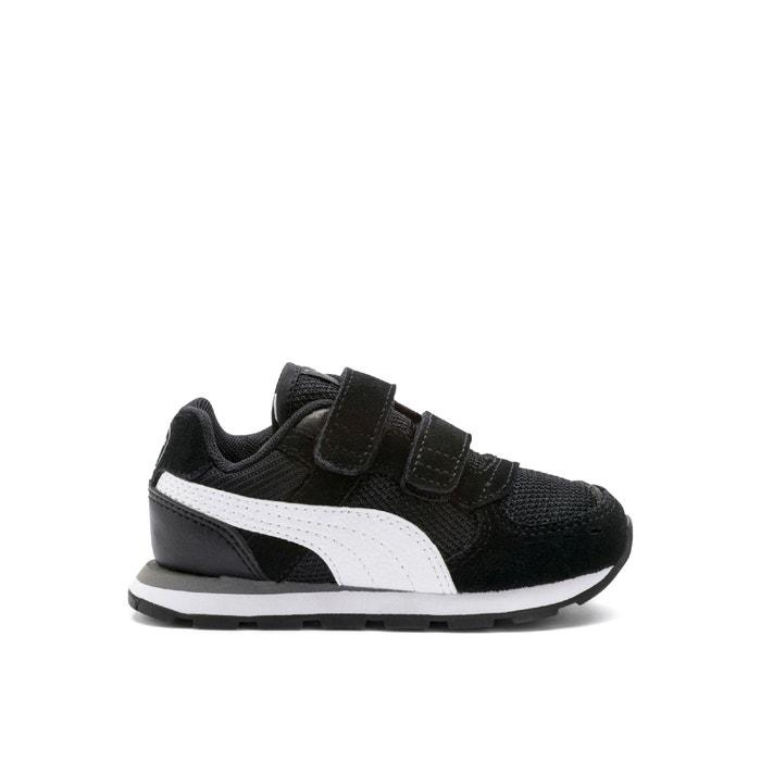 Sneakers met klittenband vista v ps zwart Puma | La Redoute