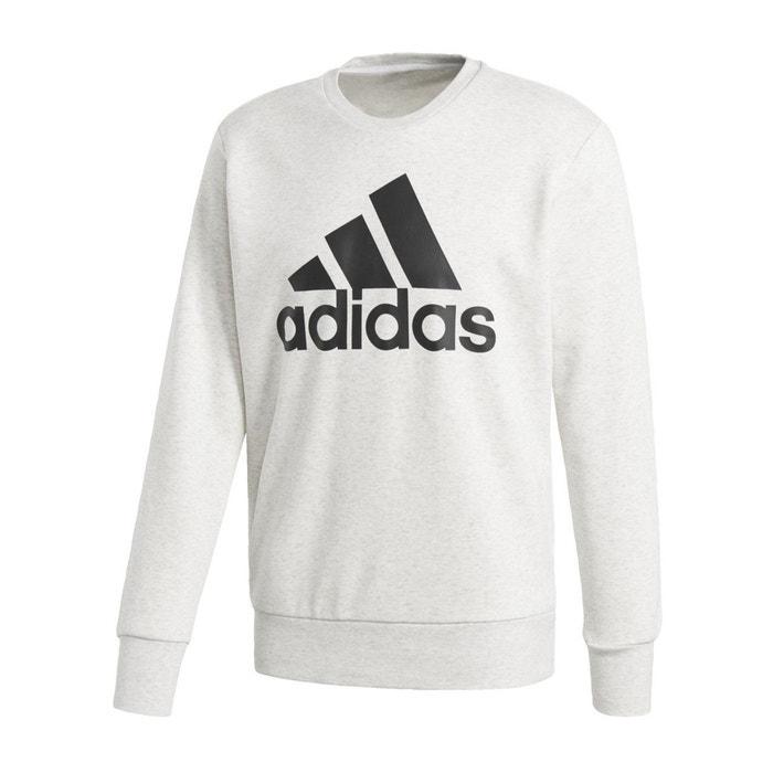 super popular f6e27 41b97 Crew Neck Sweatshirt with Printed Front