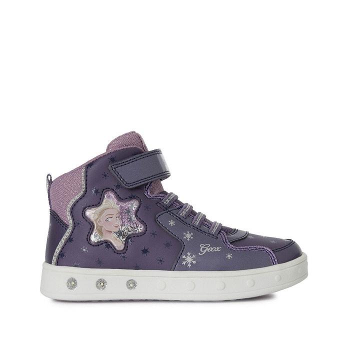 Kids skylin trainers purple Geox | La