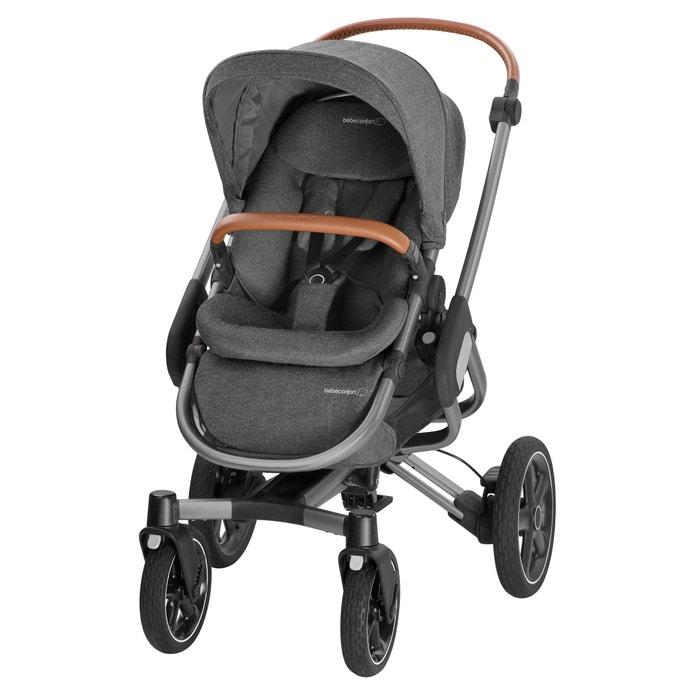 Poussette citadine nova 4 roues Bebe Confort gris | La Redoute