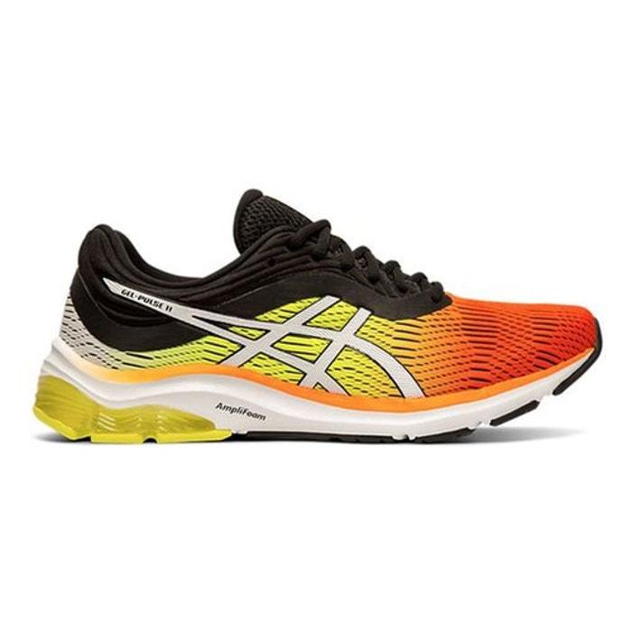Chaussures gel pulse 11 orangenoir Asics | La Redoute