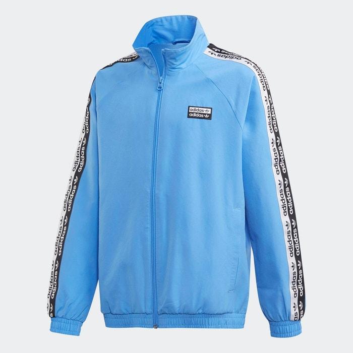 veste adidas femme bleu