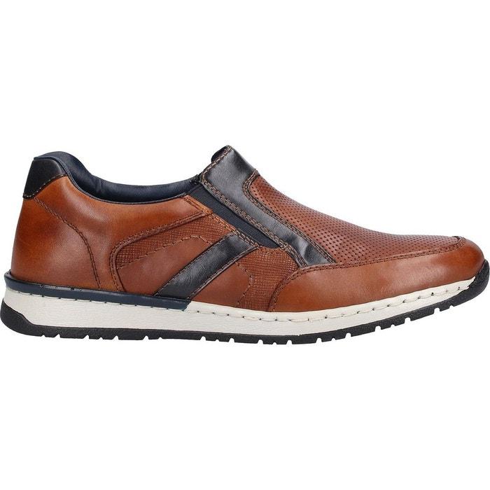 Sneaker cuir verni nutocean Rieker   La Redoute