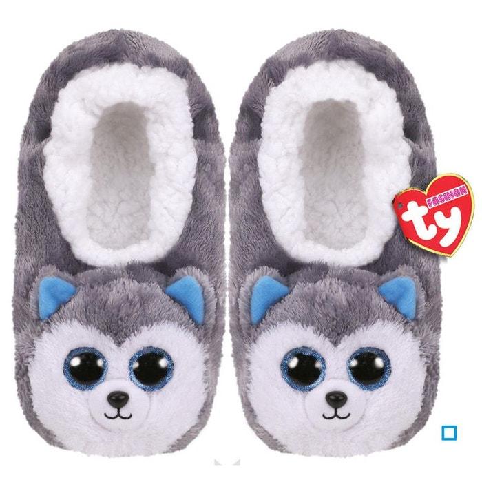toujours populaire 100% authentique aspect esthétique Chaussons small taille 30 - peluche slush le chien