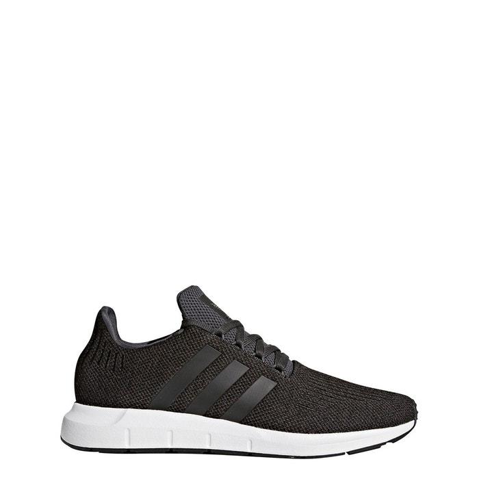 Adidas originals swift run baskets basses black homme