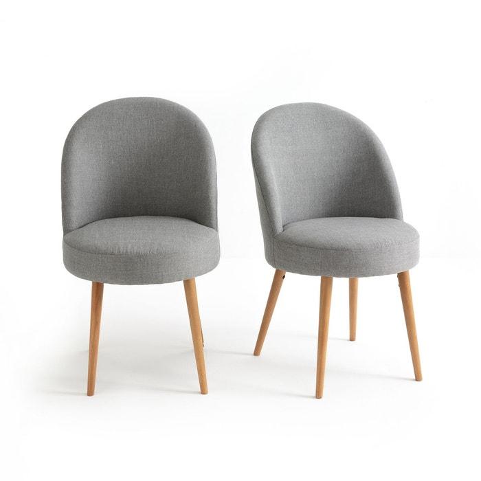 Lot de 2 fauteuils de table, quilda La Redoute Interieurs