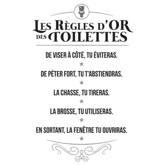 Cinq Règles