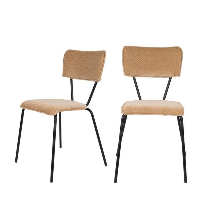 2 chaises melonie Dutchbone | La Redoute