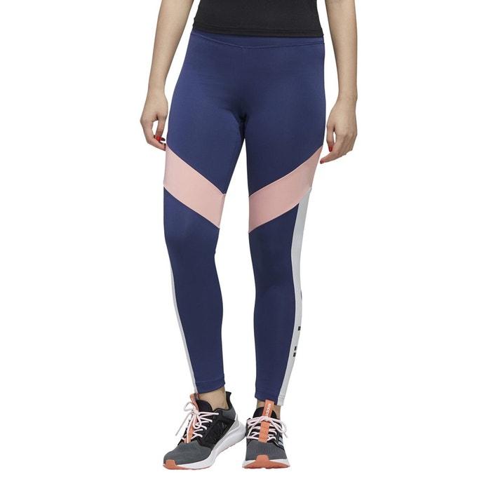 Legging sport 78 ème indigo Adidas Performance   La Redoute