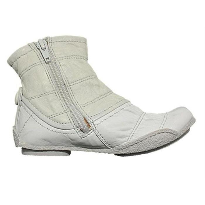 blanc Boots cuir PataugasLa Redoute bottines jcALq54R3