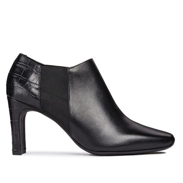 Boots d vivyanne high noir Geox | La Redoute