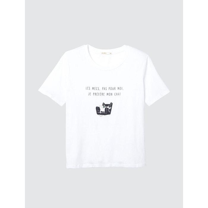 T shirt humour Saint Valentin en coton issu de l'a