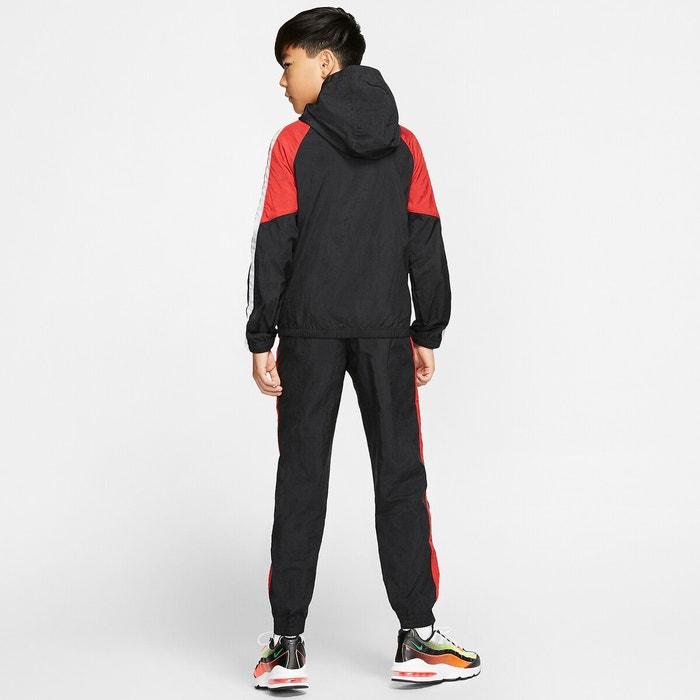 Tuta da ginnastica 6 16 anni nerorosso Nike   La Redoute