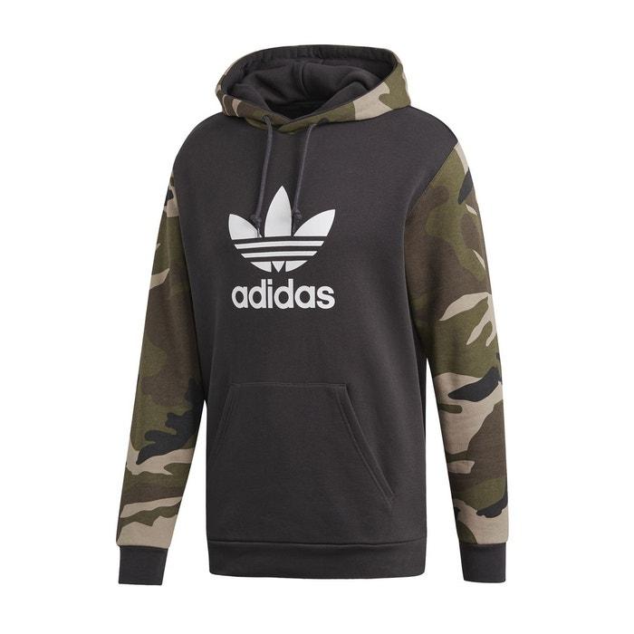 Détails sur Adidas Originals Camouflage Veste à Capuche Noir