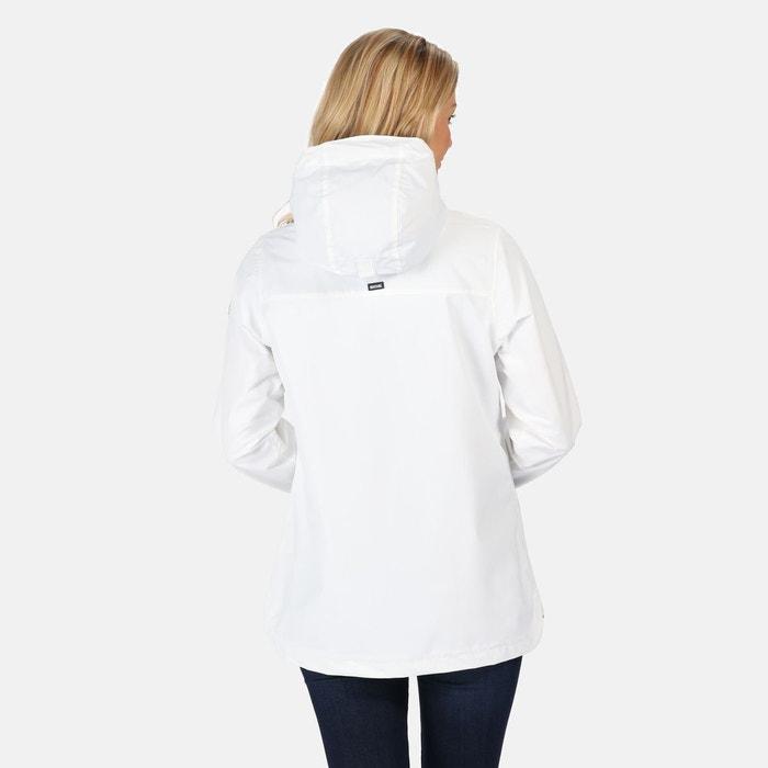 Regatta Femme Bertille Léger Imperméable à Capuche en Plein Air Pluie Veste Manteau