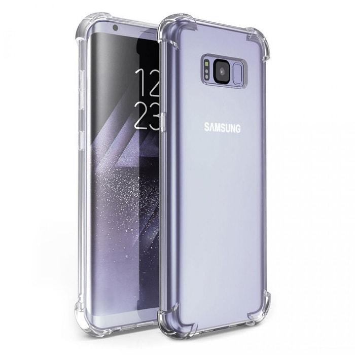 Coque compatible avec samsung galaxy s8 plus anti chocs silicone ...