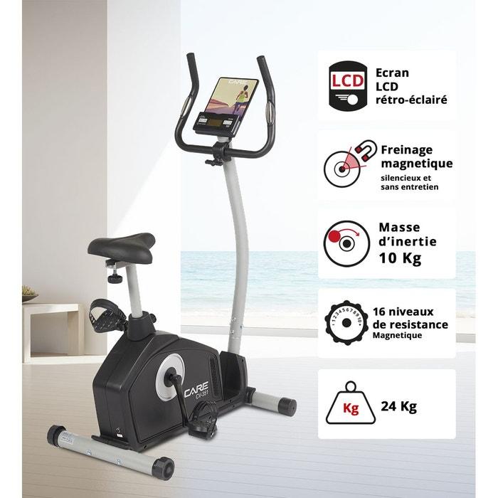 Vélo d'appartement ergonomique cv 351 Care Fitness | La