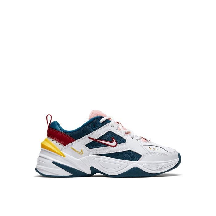 Baskets m2k tekno blanc, bleu, jaune Nike | La Redoute
