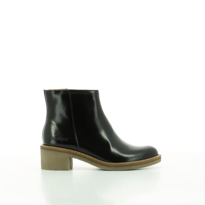 Boots en Cuir véritable Taille Nombre 39